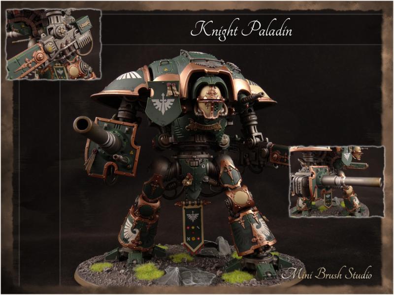 imperial knights - dark angels - forum