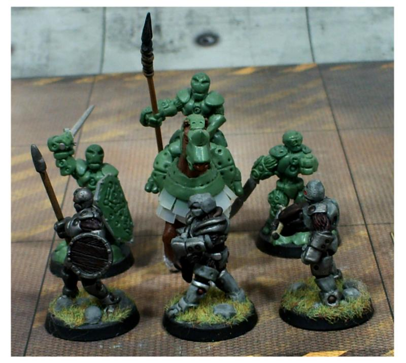 Dungeons And Dragons, Warforged