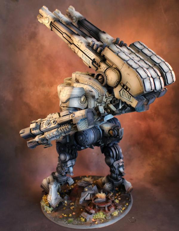 Tau KX139 Ta'unar Supremacy Armour - Forum - DakkaDakka