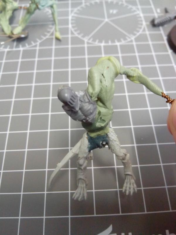 Sculpting Grotesques - Young Haemonculus needing fleshwork tips! 691853_sm-Grotesque