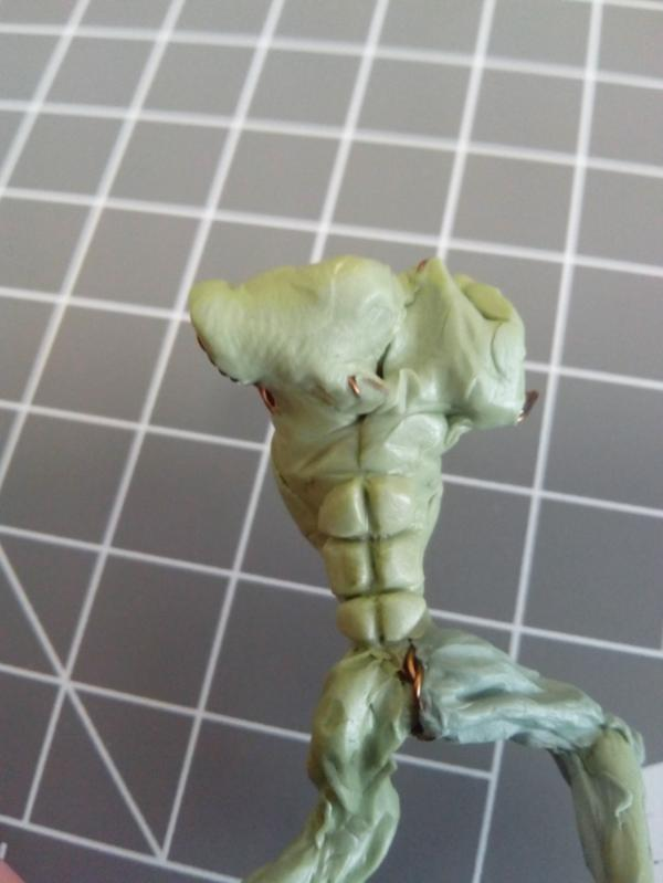 Sculpting Grotesques - Young Haemonculus needing fleshwork tips! 691856_sm-Grotesque