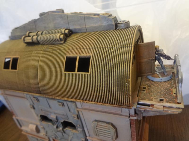 dust tenements mantic battlezones cyberpunk city. Black Bedroom Furniture Sets. Home Design Ideas