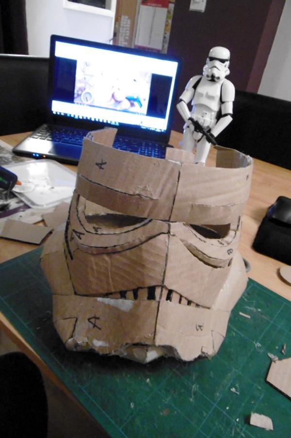 I Have A Black Series Stormtrooper Helmet That Arrived Today