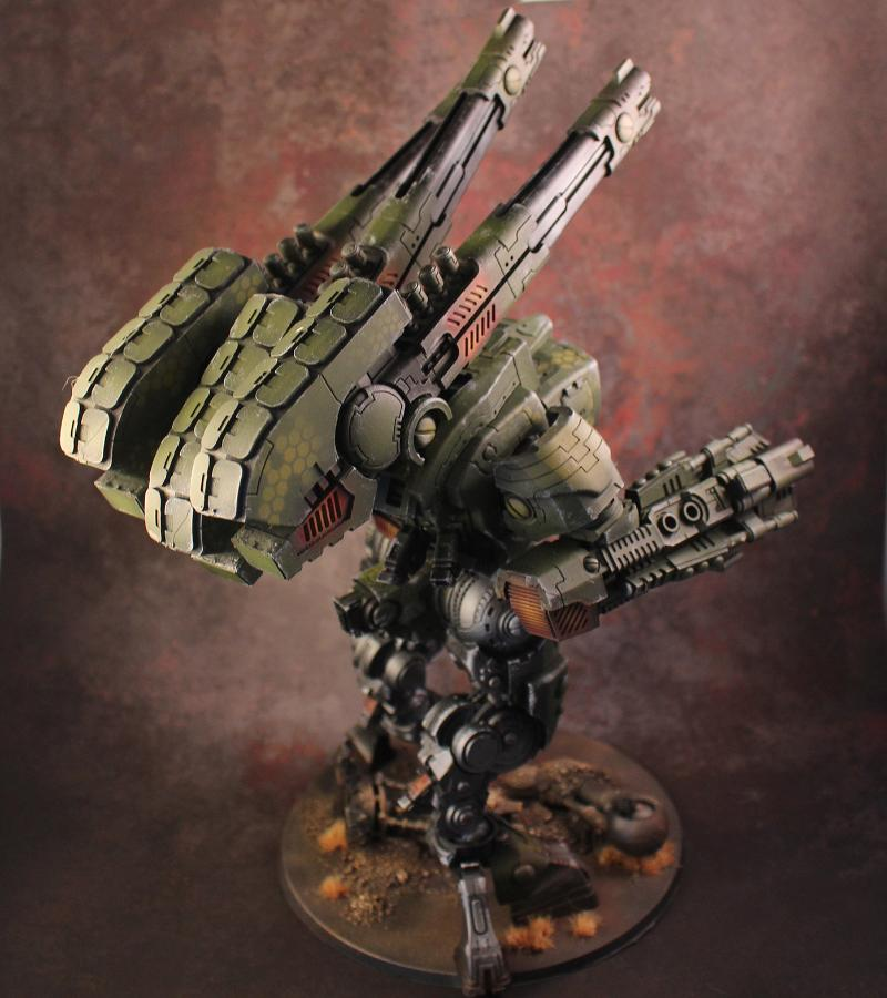 Tau Armor Images - Reverse Search