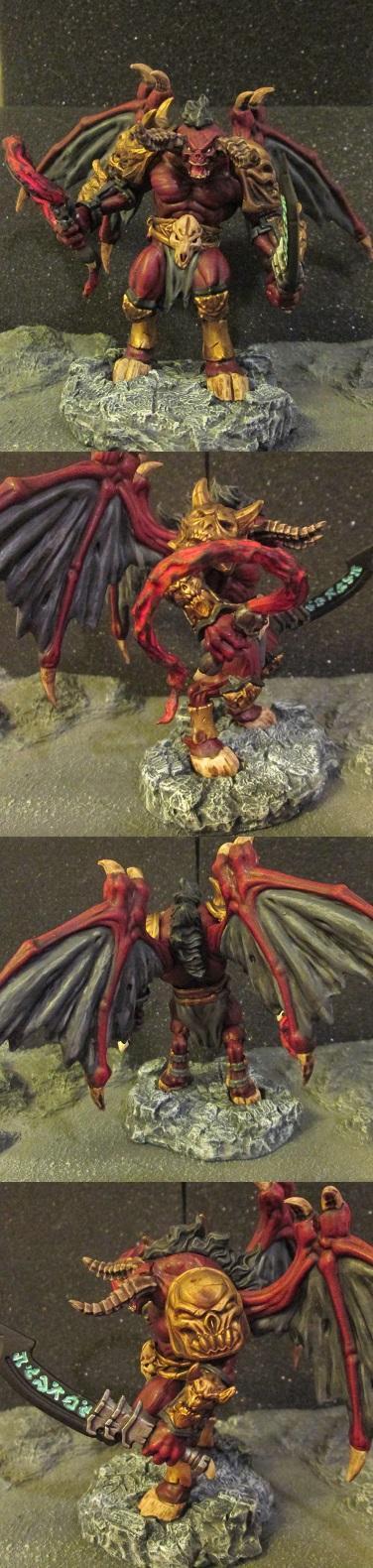 Reaper Fire Demon - Reaper Fire Demon - Gallery - DakkaDakka