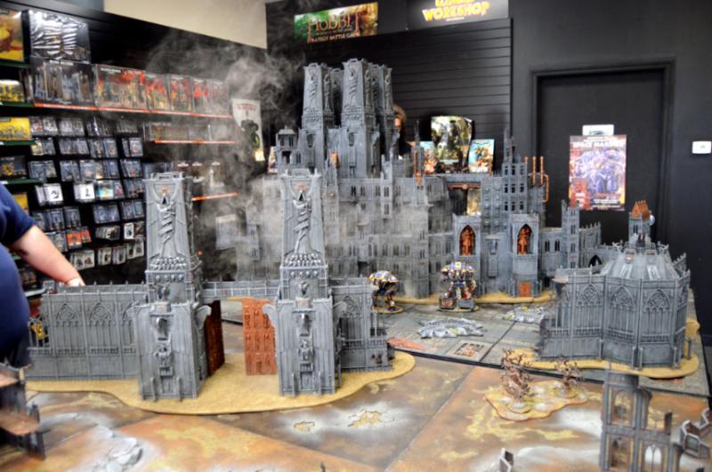 Basic Warhammer 40k City Terrain – HD Wallpapers