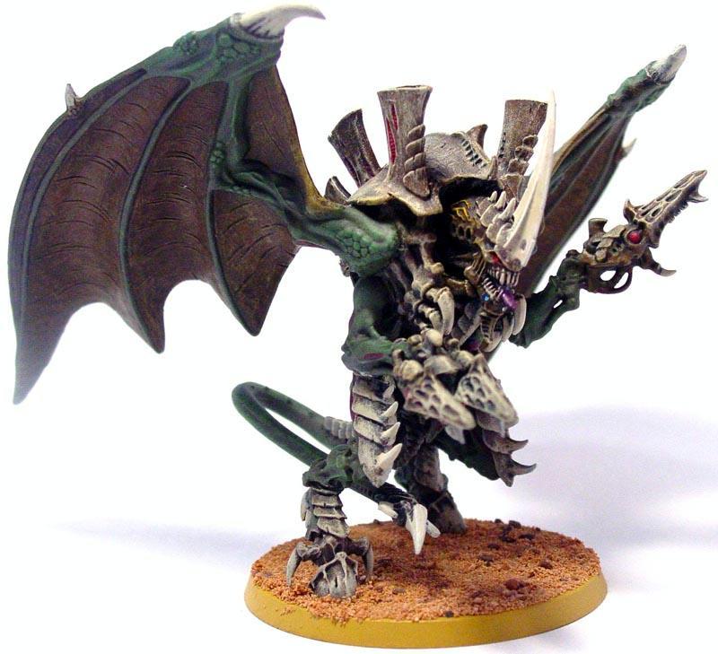 Hive Tyrant, Tyranids, Winged