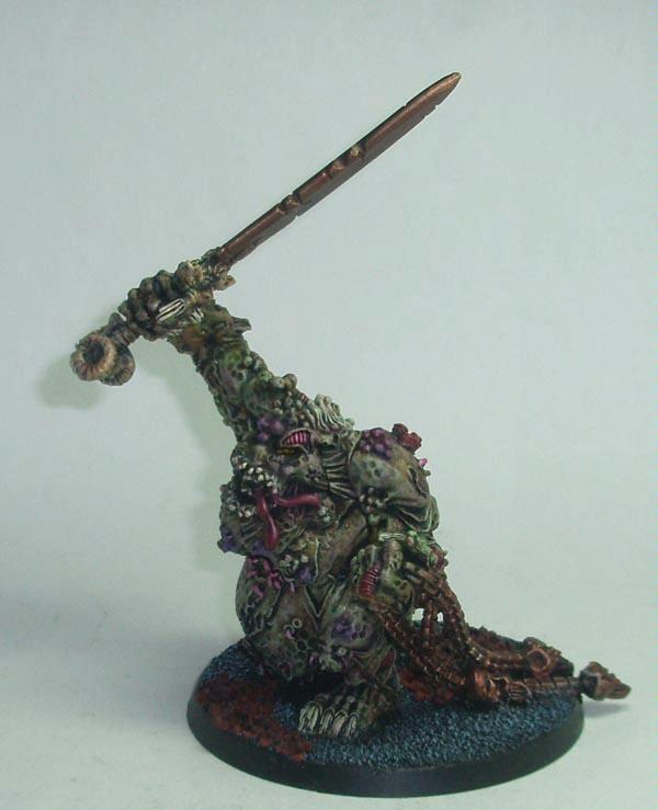 Greater Deamon, Nurgle, Warhammer Fantasy
