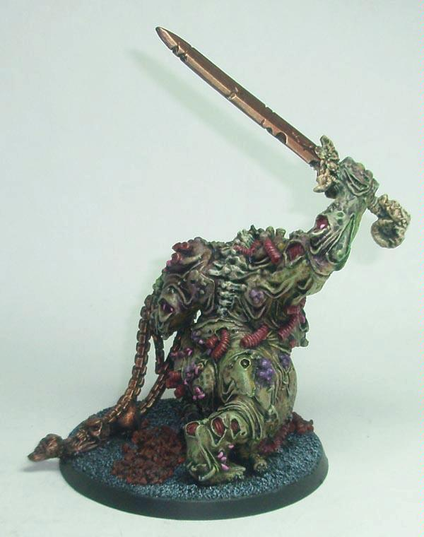 Chaos, Great Unclean One, Greater Deamon