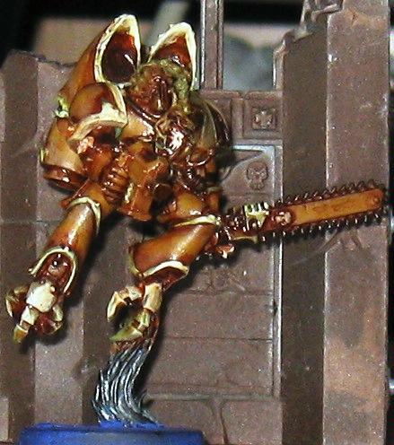 Chaos Space Marines, Death Guard Raptor 3