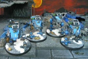 Elysian, Forge World, Imperial Guard, Sentinel, Warhammer 40,000