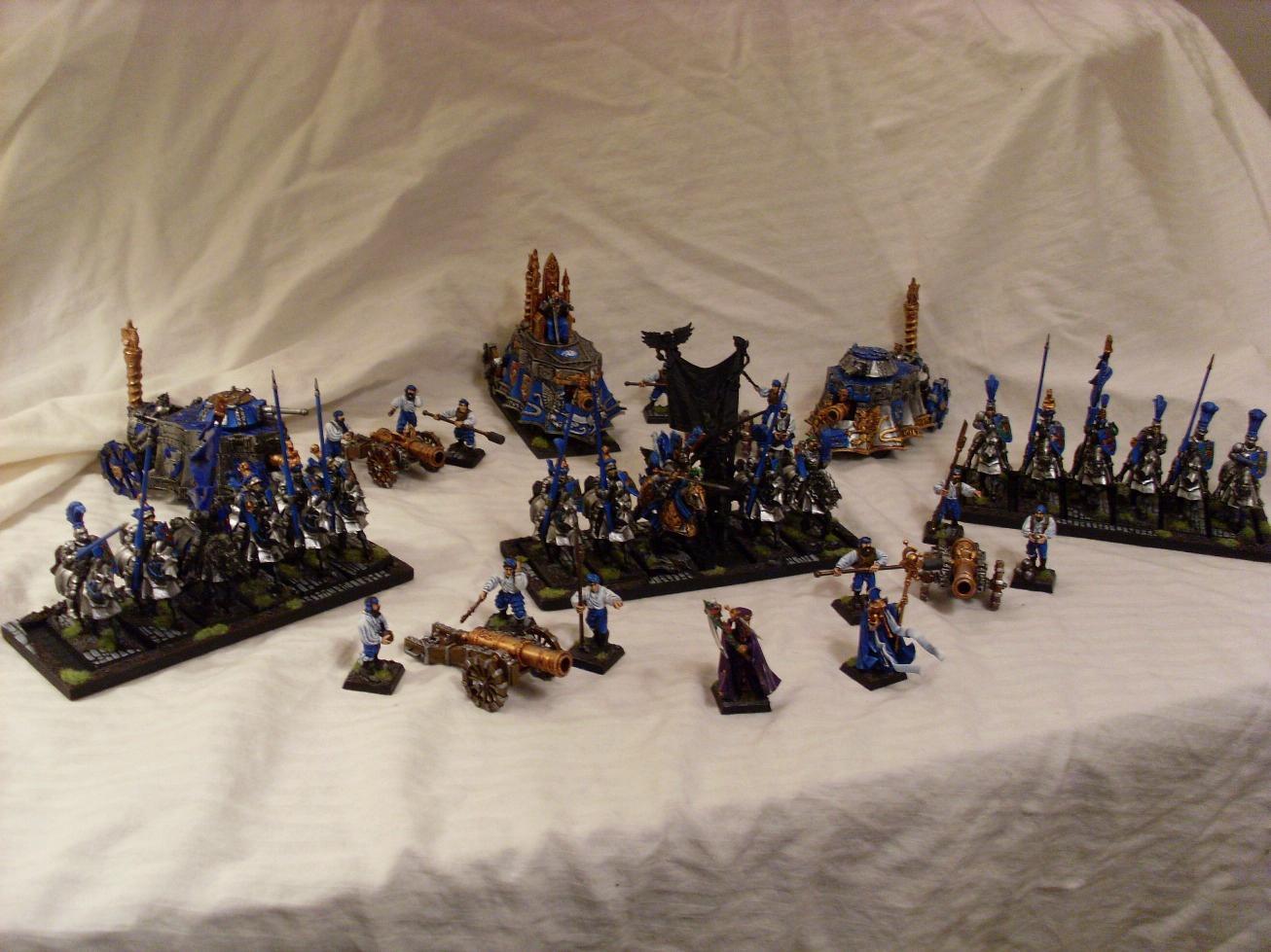 Army, Empire, Warhammer Fantasy