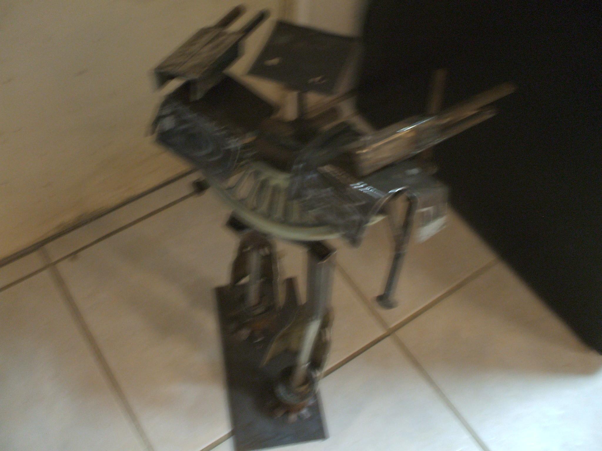 Blurred Photo, Scratch Build, Titan, Warlord