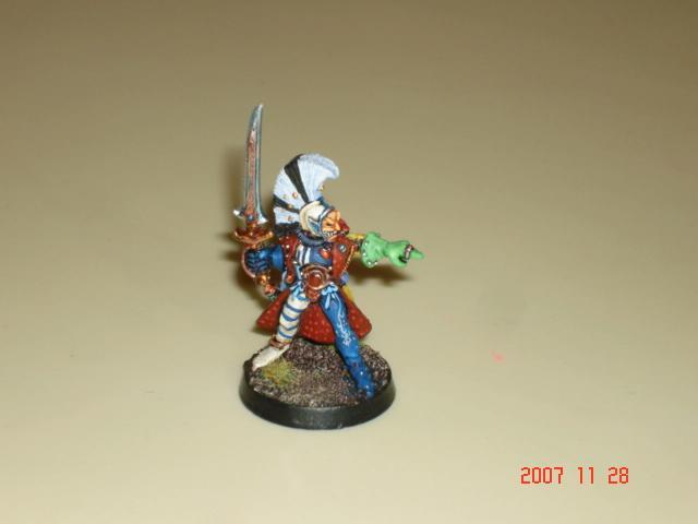 Eldar, Great Harlequin, Harlequins, Warhammer 40,000