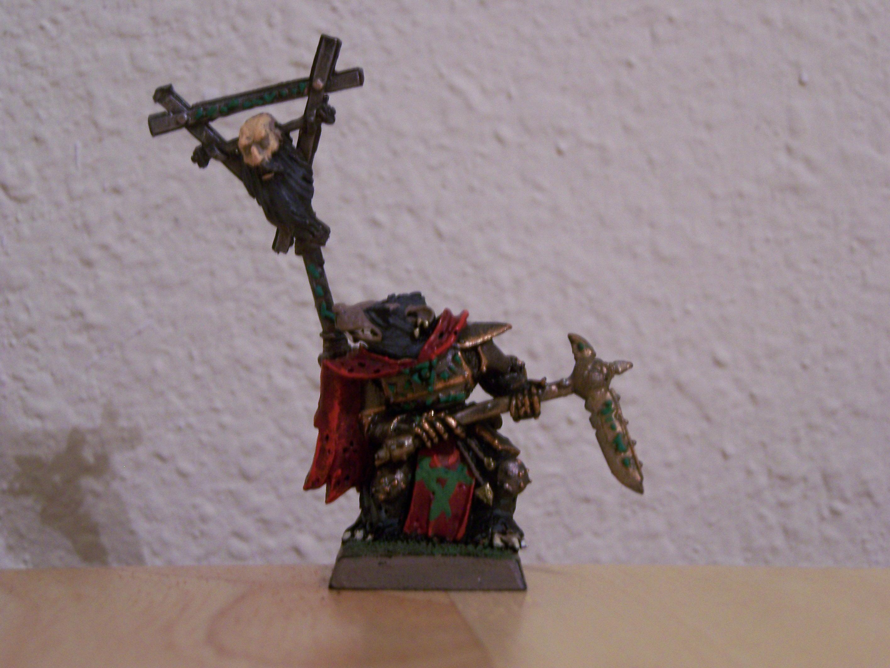 Cape, Hero, Skaven, Warhammer Fantasy