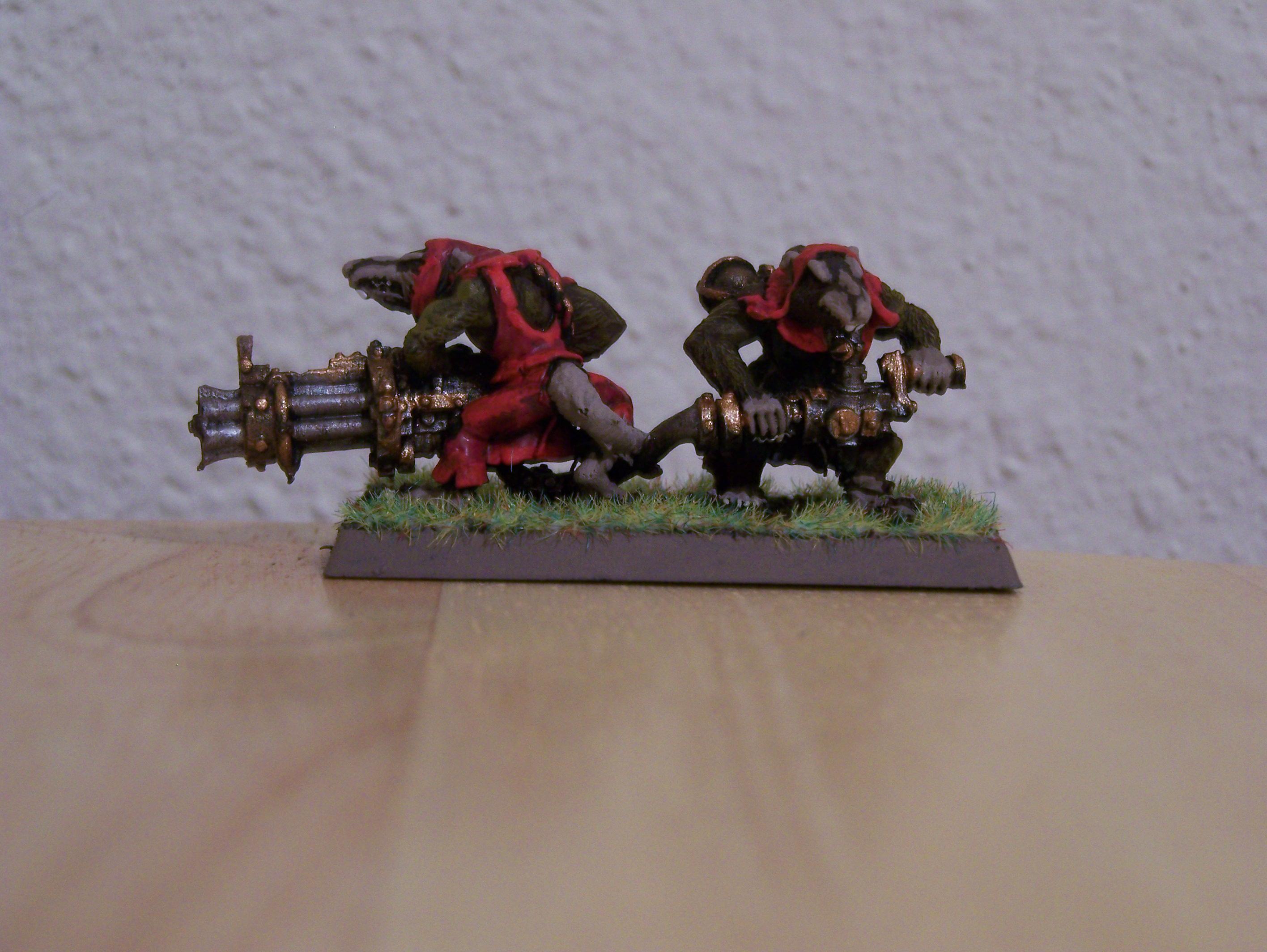 Ratling Gun, Skaven, Warhammer Fantasy