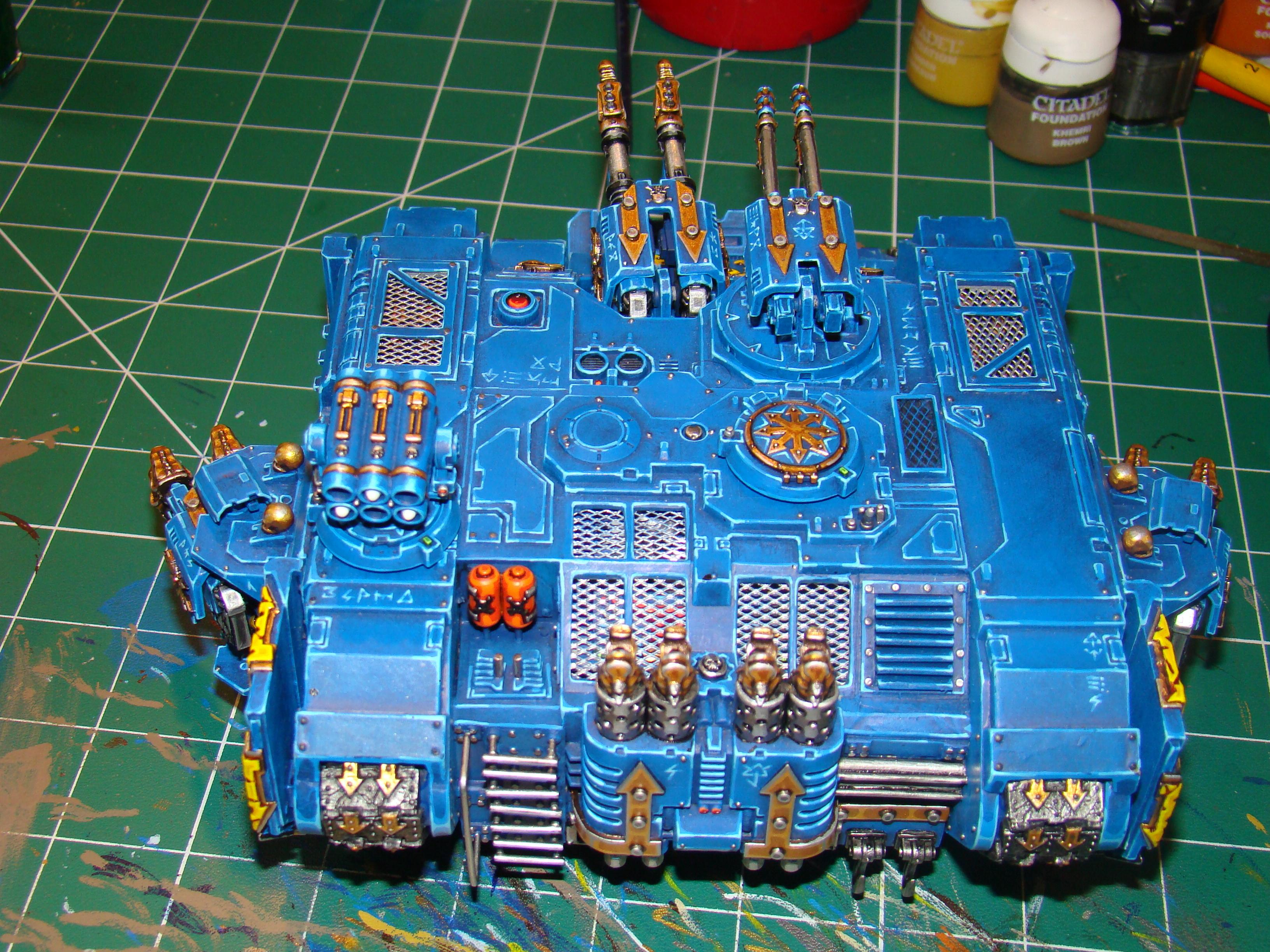 Chaos Space Marines, Land Raider, Thousand Sons