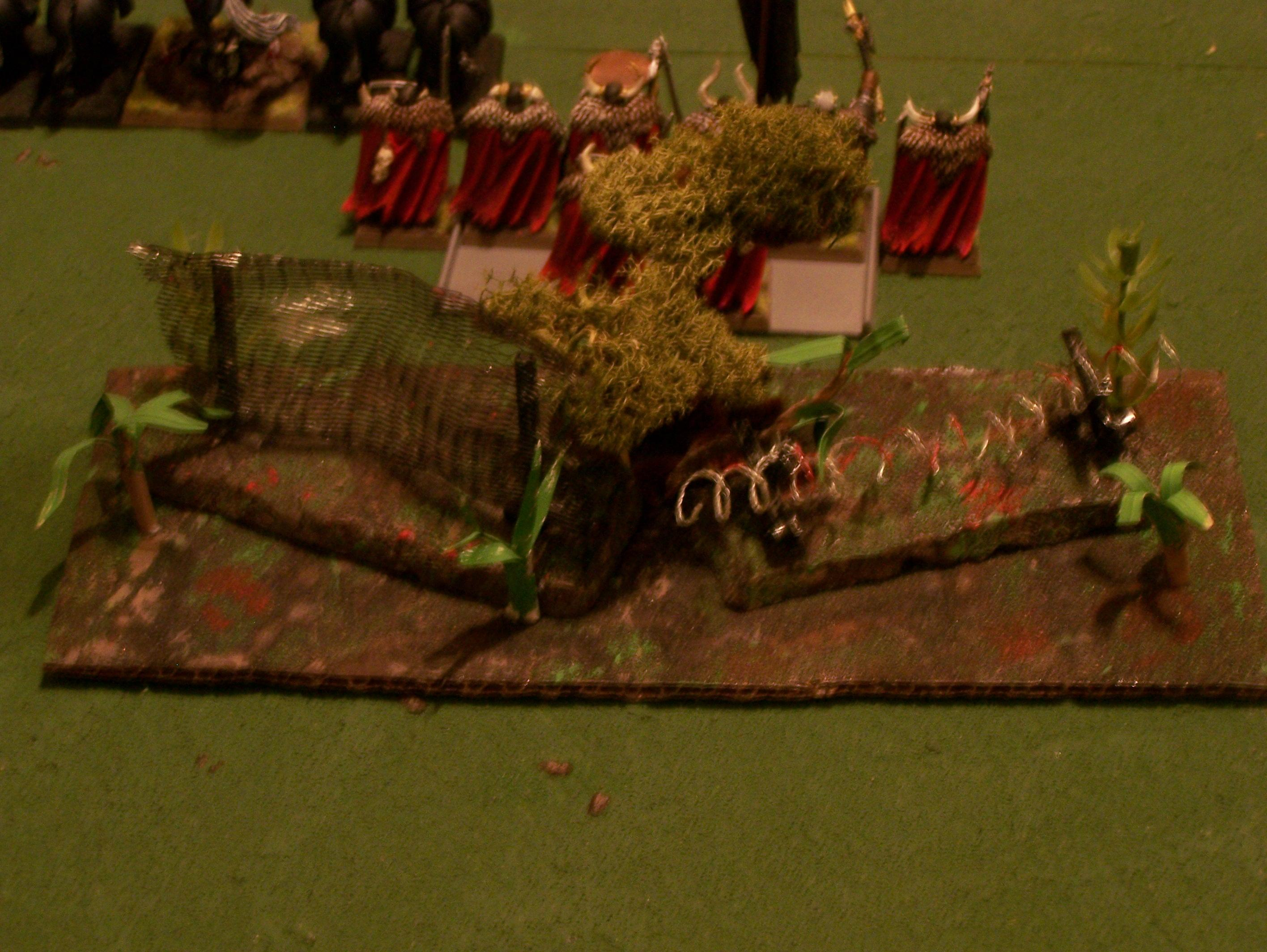 Blurred Photo, Fortification, Terrain