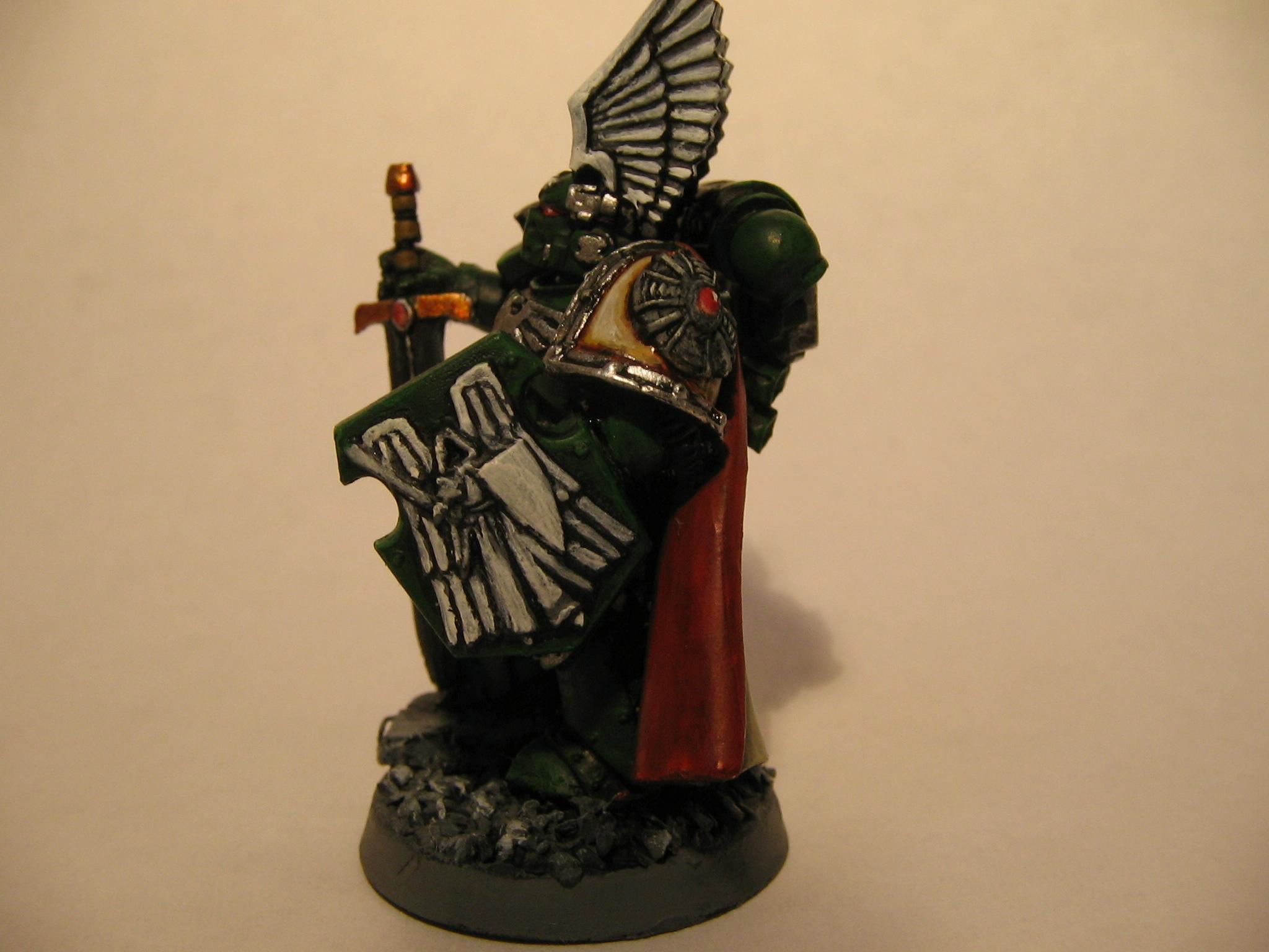 Cape, Character, Dark Angels, Space Marines, Warhammer 40,000