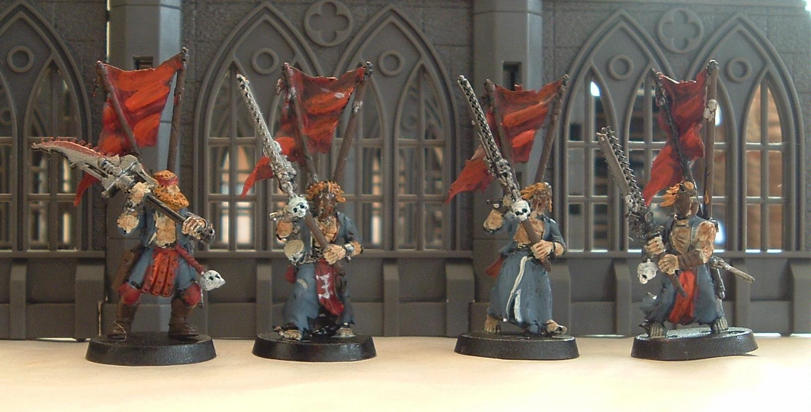 Conversion, Flagellents, Frateris Militia, Inquisition, Warhammer 40,000, Witch Hunters, Zealots