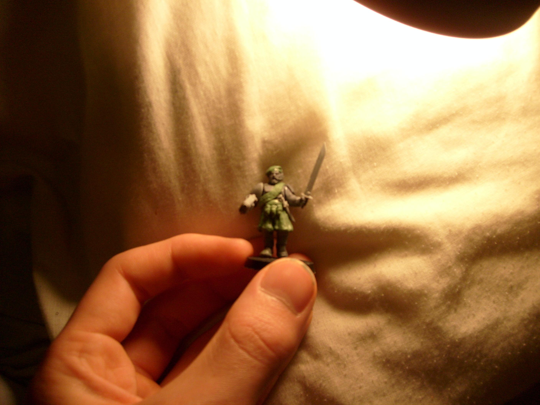 Conversion, Drookian Fen Guard, Greenstuff, Imperial Guard, Warhammer 40,000