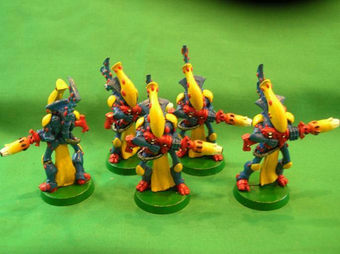 Eldar, Infantry, Warhammer 40,000, Wraithguard