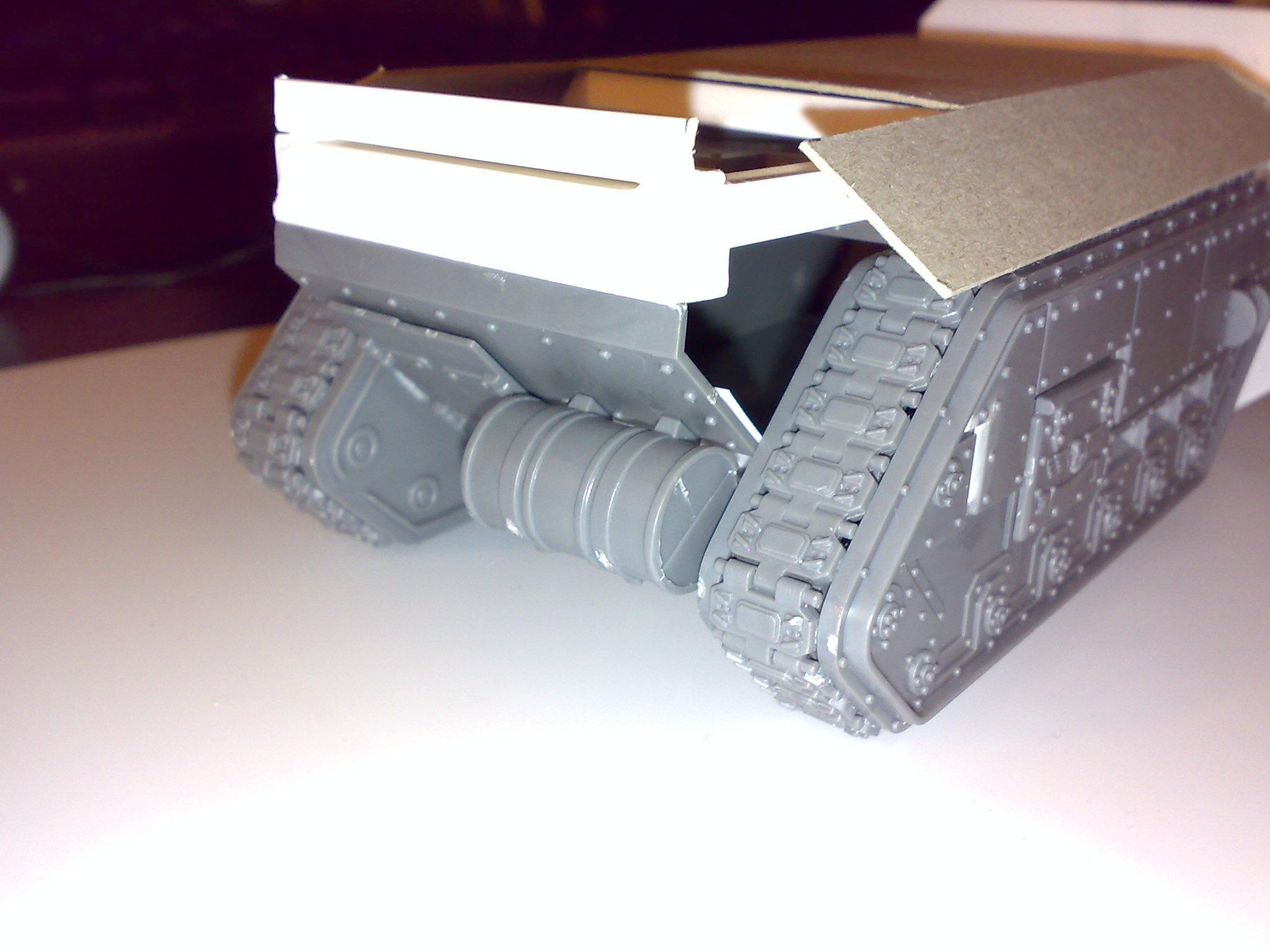 Chimera, Conversion, Imperial Guard, Warhammer 40,000, Work In Progress