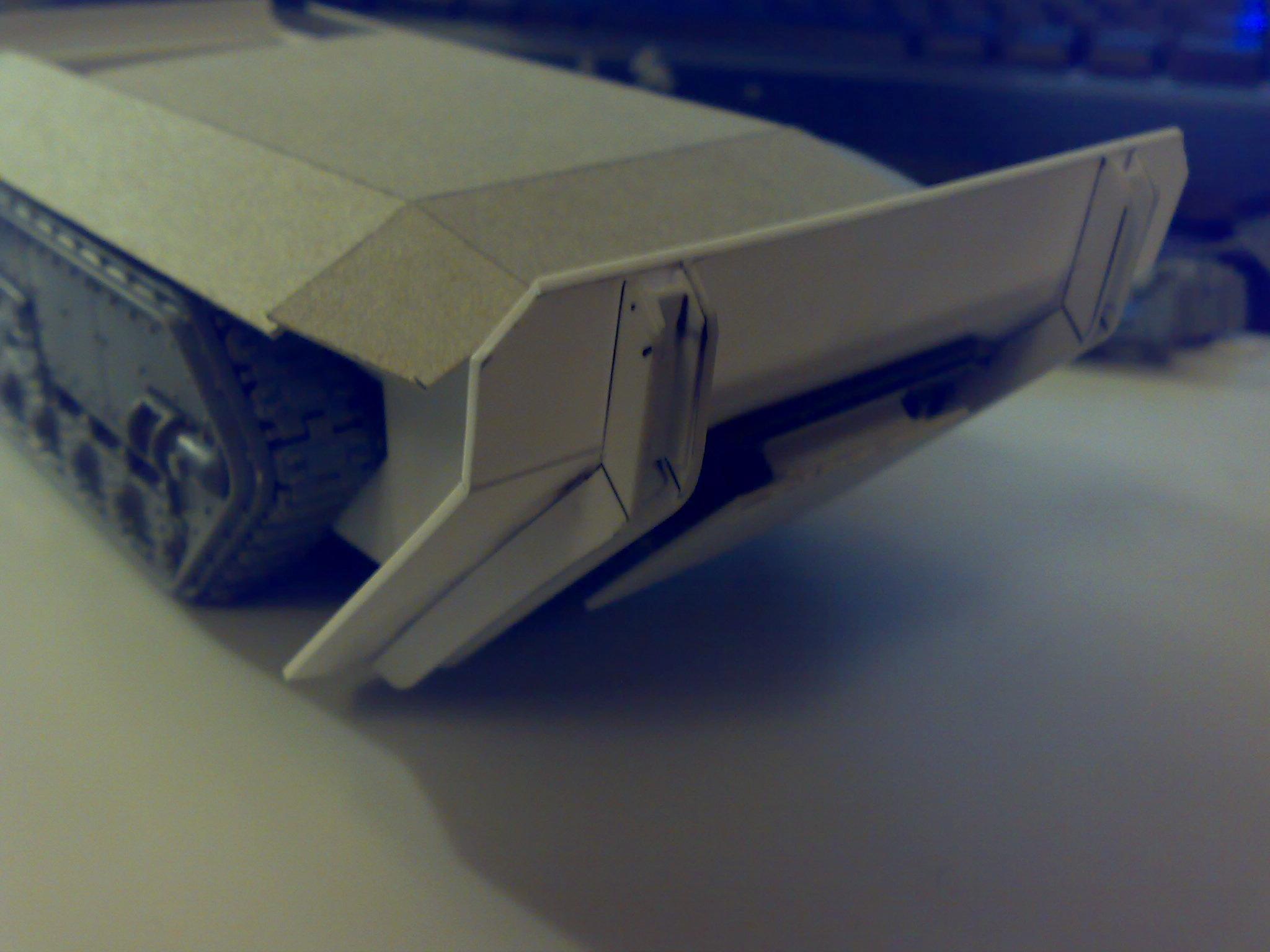 Chimera, Conversion, Imperial Guard, Vehicle, Warhammer 40,000, Work In Progress