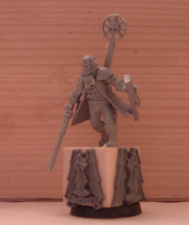 Conversion, Eisenhorn, Inquisitor, Warhammer 40,000, Work In Progress