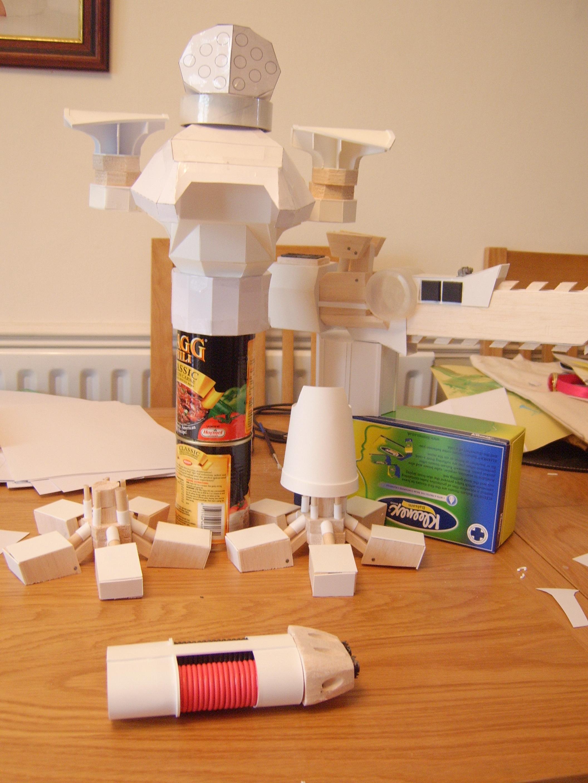 Plasticard, Reaver, Titan, Work In Progress
