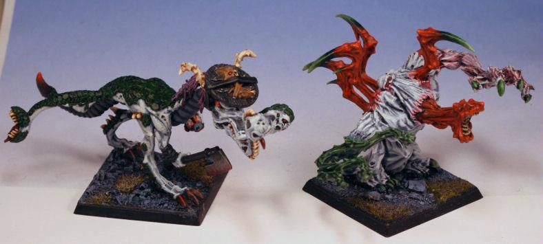 Chaos, Daemons, Spawn, Warhammer 40,000, Warhammer Fantasy, Warriors Of Chaos