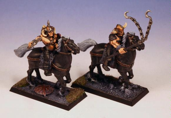 Cavalry, Chaos, Marauder Horsemen, Maruaders, Warhammer Fantasy, Warriors Of Chaos
