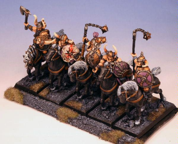 Chaos, Marauder Horsemen, Warhammer Fantasy, Warriors Of Chaos
