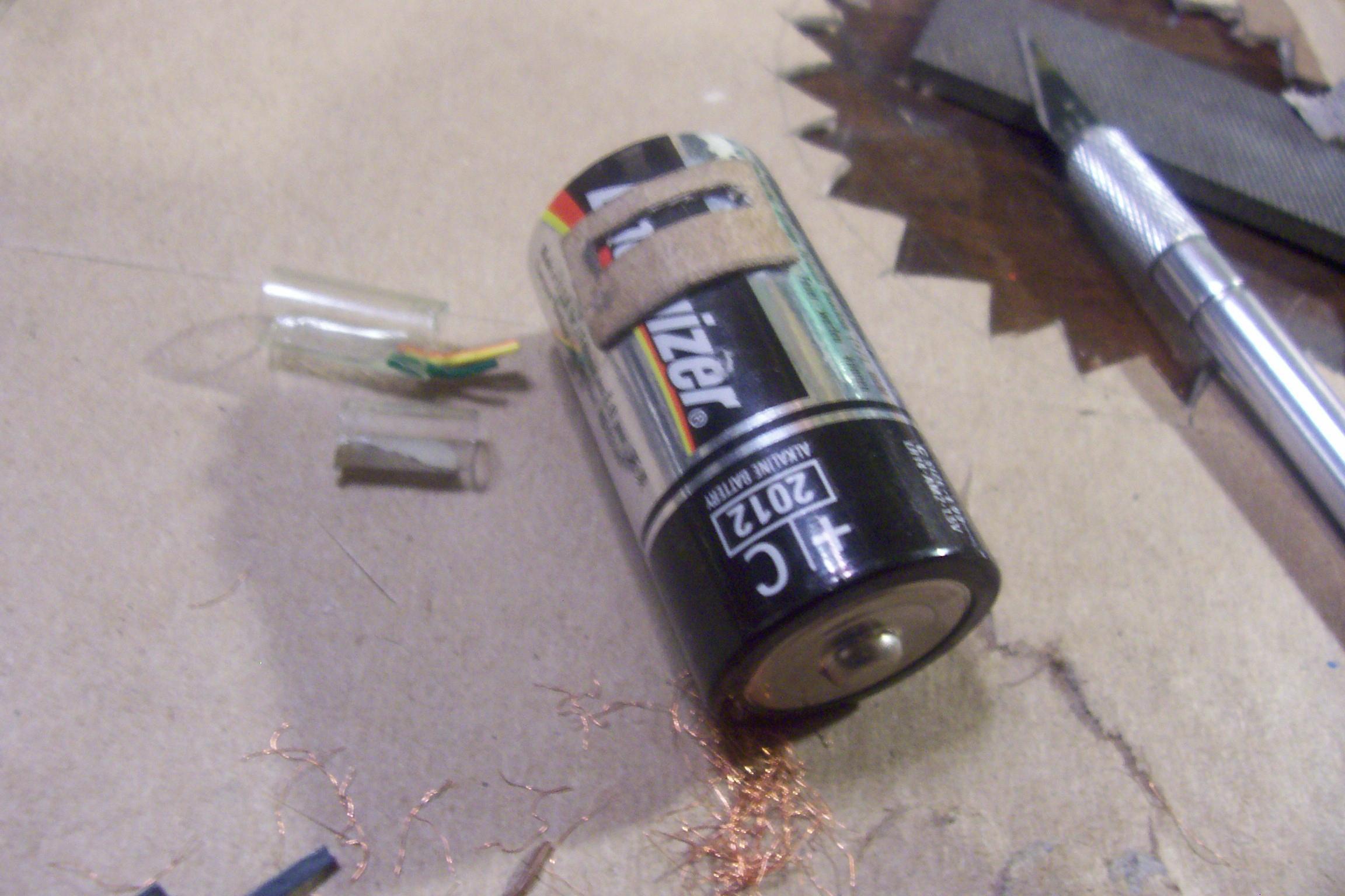 Battery, Conversion, Orks, Work In Progress