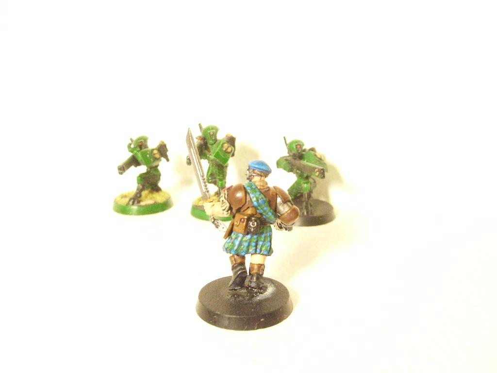 Imperial Guard, Tau