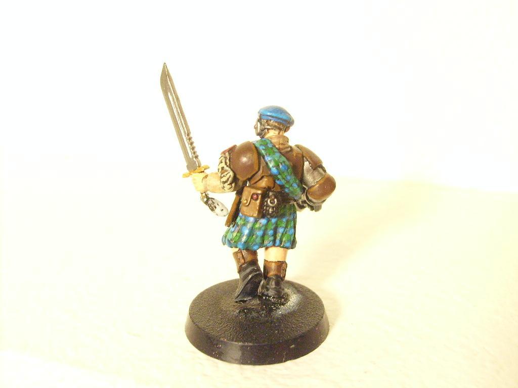 Imperial Guard, Kilt, Scotland, Tartan