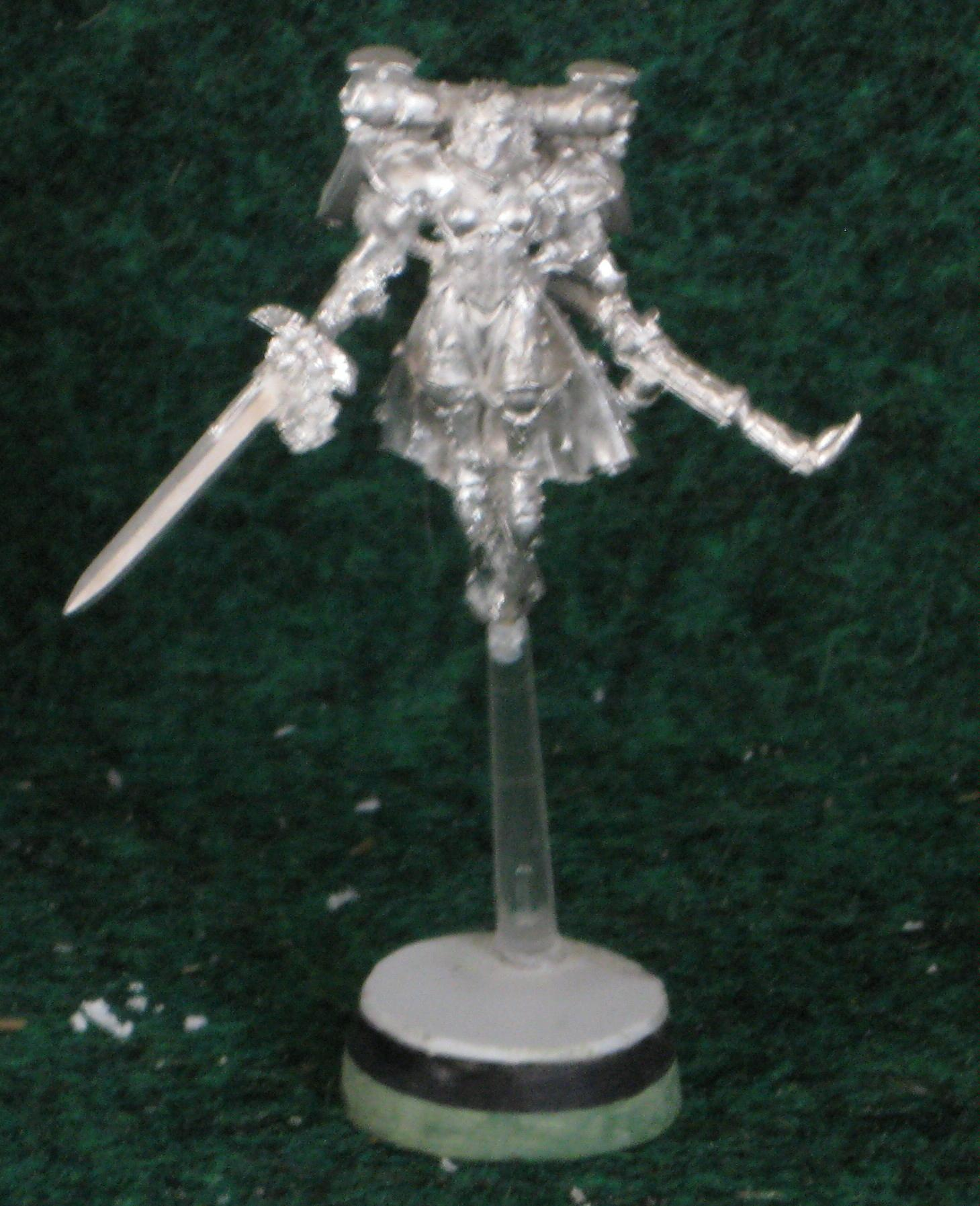 Blurred Photo, Sisters Of Battle, Warhammer 40,000, Witch Hunters, Work In Progress
