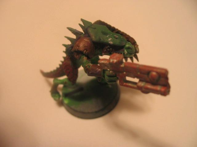 Lizard, Rifle, Saurus, Space, Tau, Warhammer 40,000, Warhammer Fantasy