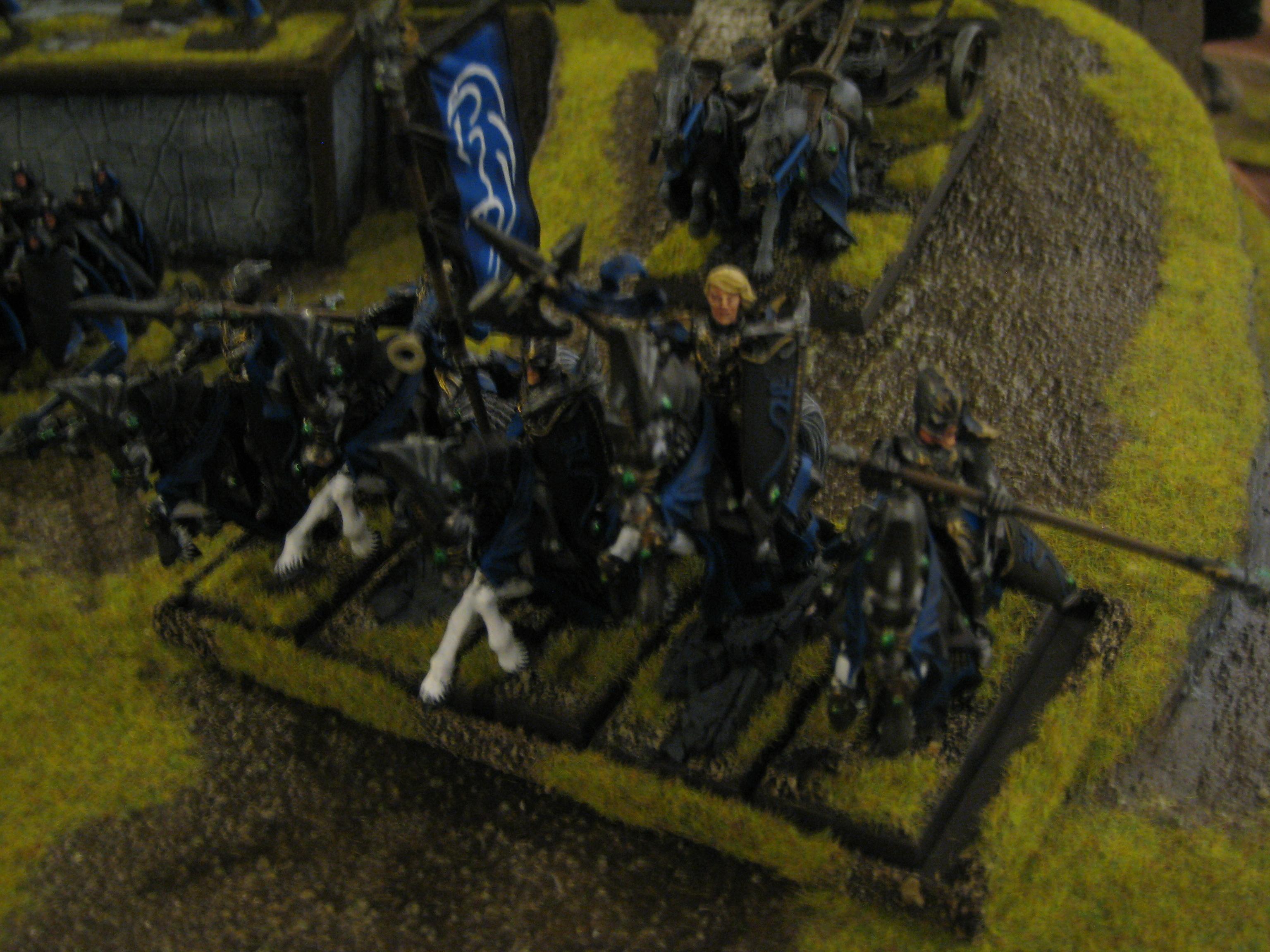 Adepticon, Conversion, Dragon Princes, High Elves, Warhammer Fantasy