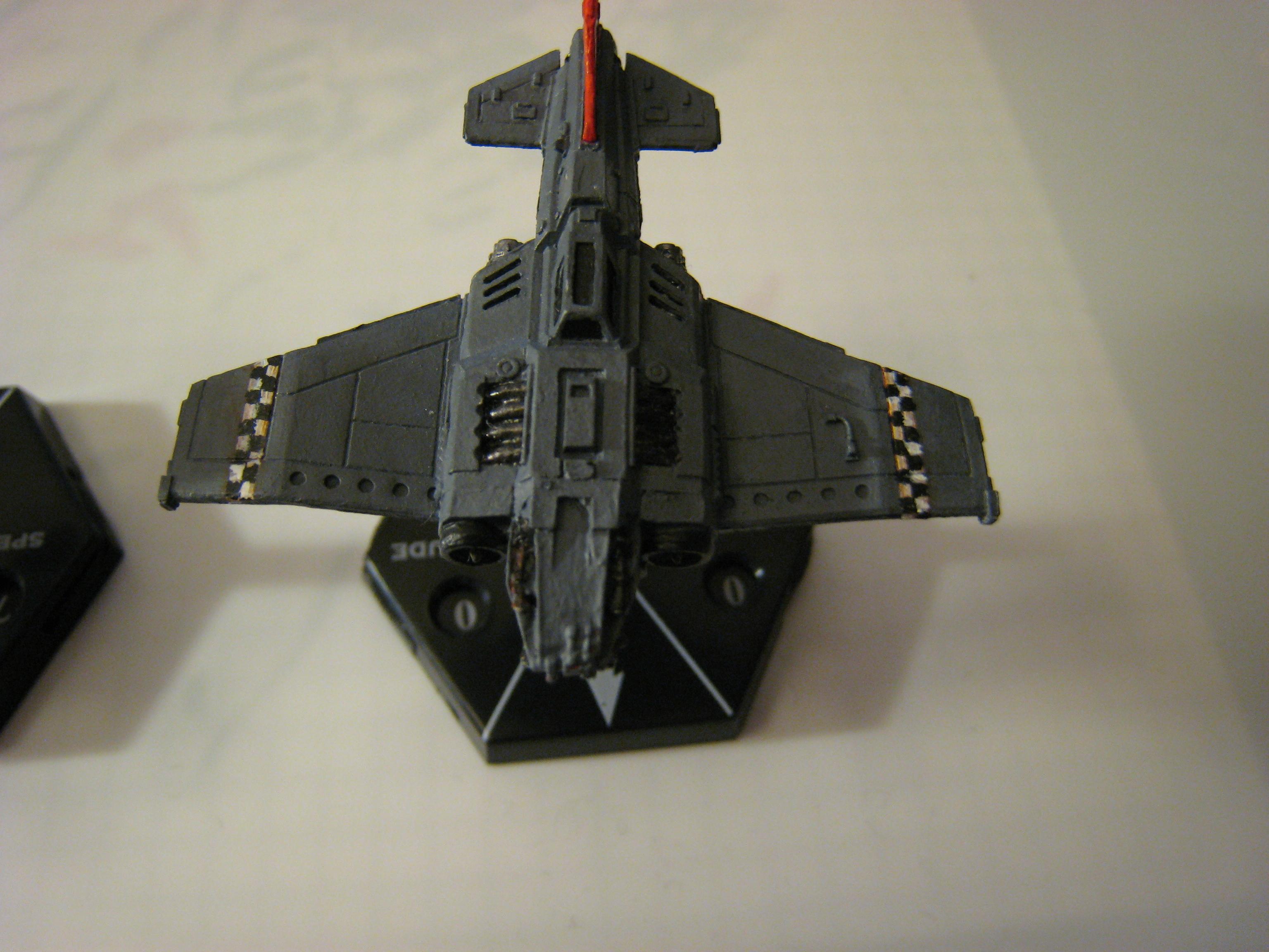 Aeronautica Imperialis, Fighter, Flyer, Imperial, Thunderbolt