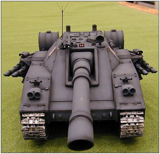 German Inspired, Scratch Build, Super-heavy, Tank, Warhammer 40,000