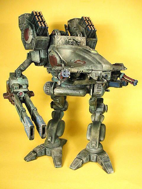 Battletech, Custom, Tau, Titan