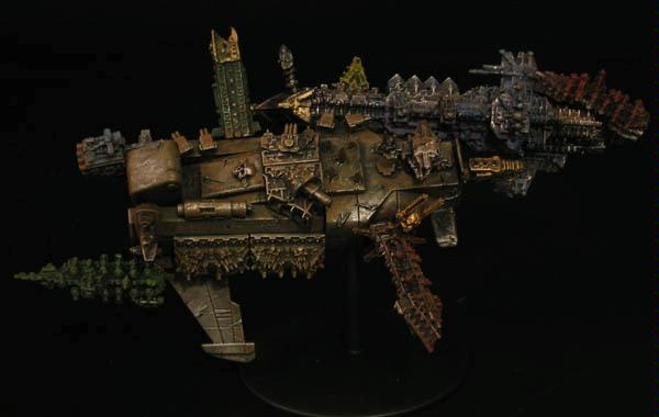 Battlefleet Gothic, Bitz Mash, Conversion, Gothic, Space Battle, Space Hulk