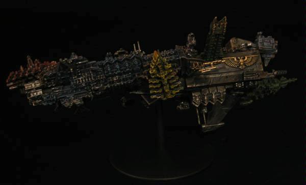 Battlefleet Gothic, Imperial Navy