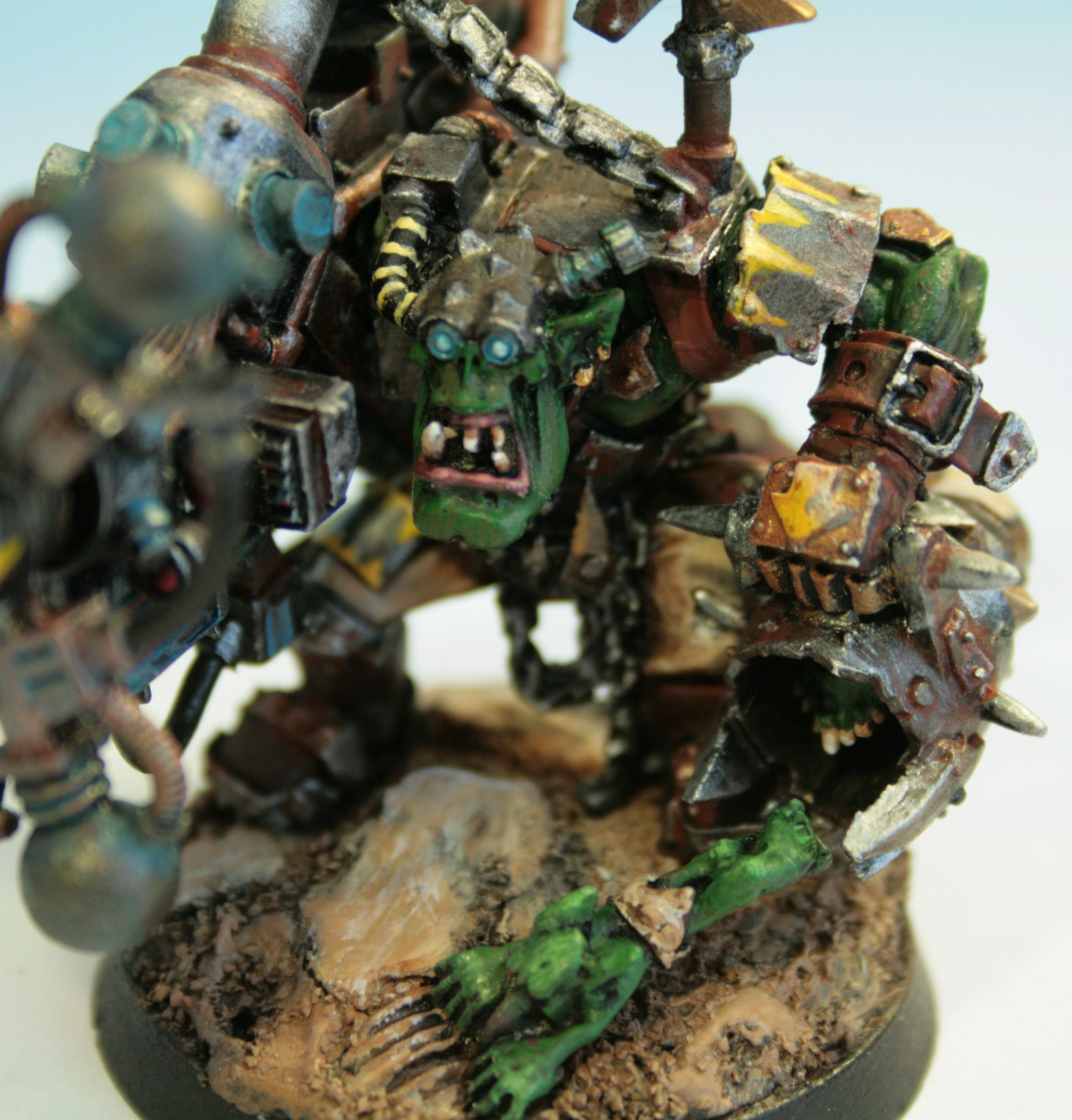 Mech, Orks, Shokk Attack Gun
