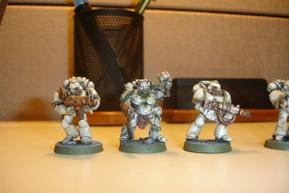 Chaos, Chaos Space Marines, Death Guard, Nurgle, Warhammer 40,000