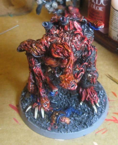 Chaos, Chaos Spawn, Conversion, Daemon Prince, Daemons