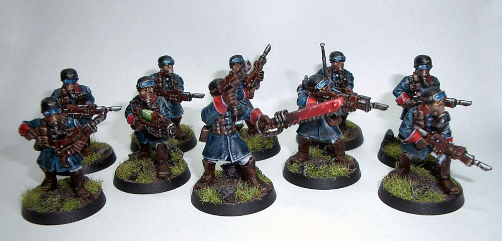 Imperial Guard, Steel Legion