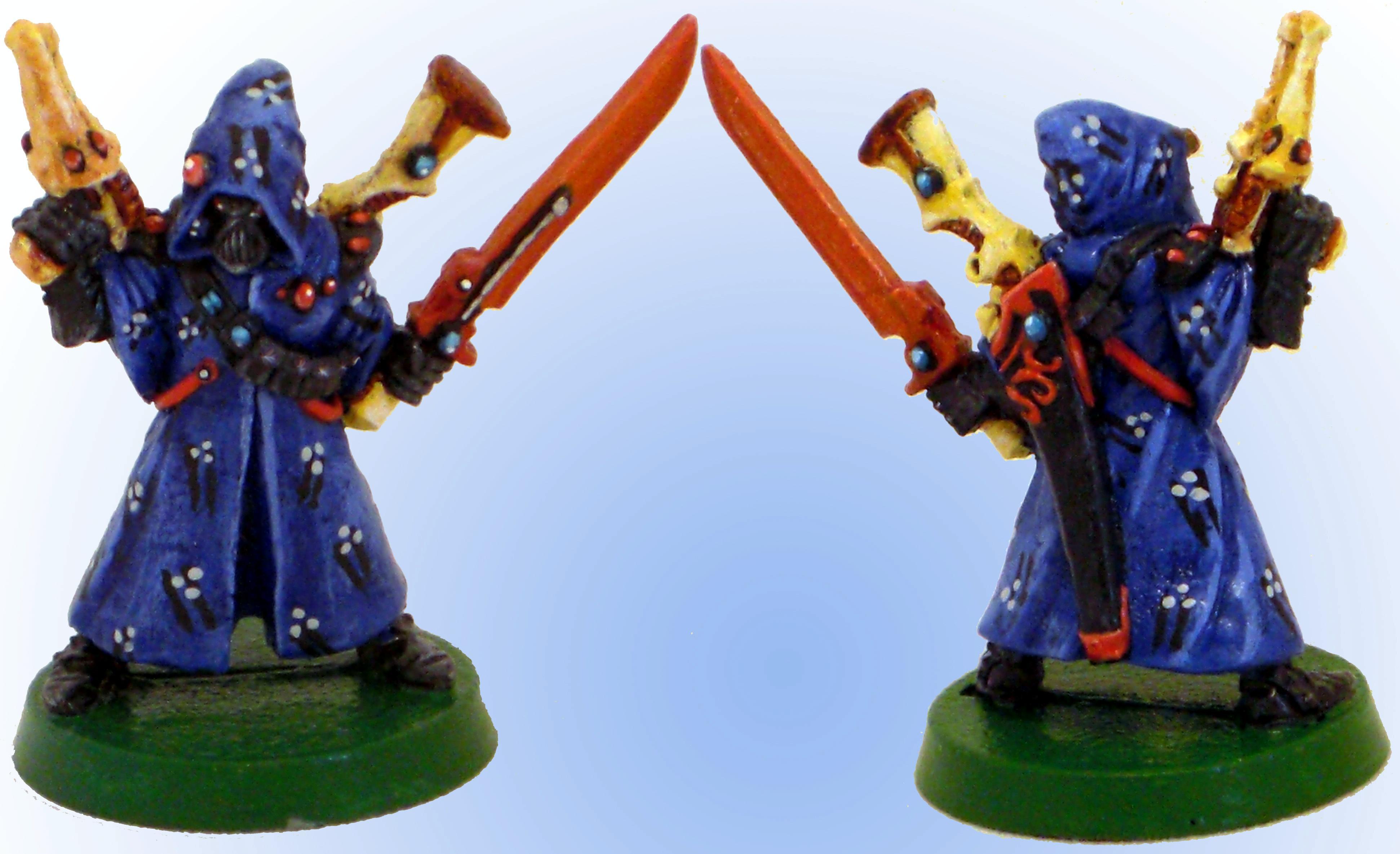 Eldar, Japanese, Rangers, Warhammer 40,000