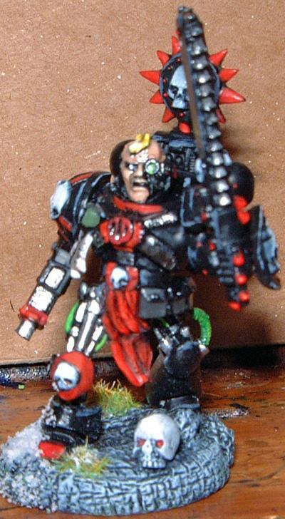 Blood Angels, Death Company, Techmarine, Warhammer 40,000